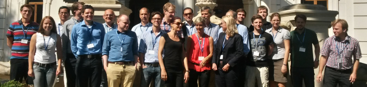 Participants and Faculty of our 2014 DC in Rome