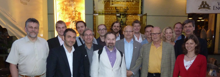 ERCIS Meeting in Kaunas, Lithuania