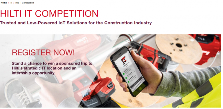 Hilti IT Competition