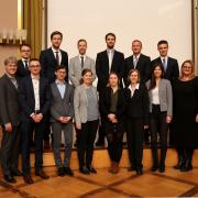 Four PhD Candidates of ERCIS awarded Summa Cum Laude