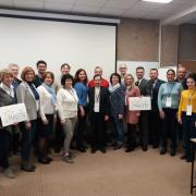 The last working meeting of the international MASTIS project of European programm ERASMUS+ at Vinnitsa National Technical University